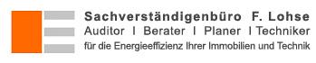 Logo - Sachverständigenbüro Frank Lohse